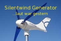 Silentwind Generator